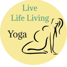 Logo gul yoga