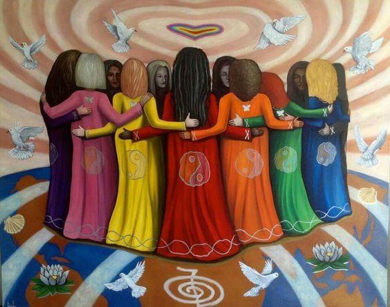 sacred cirkel women